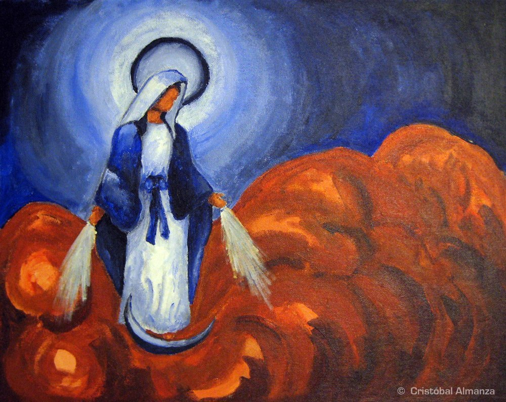 Maria-II-Immaculate-Conception