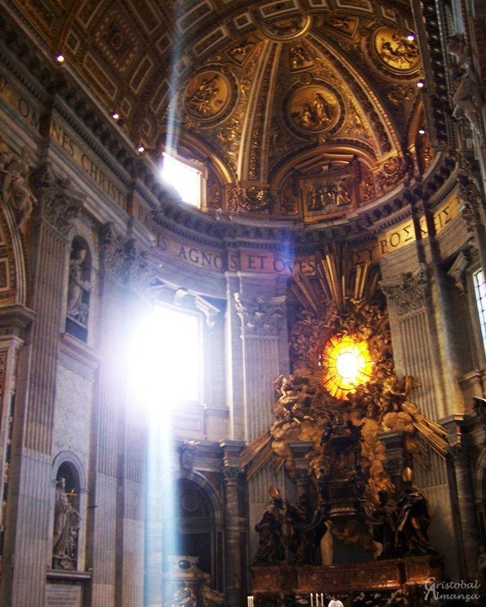 Holy Basilica