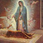 Our Lady healing Juan Bernadino